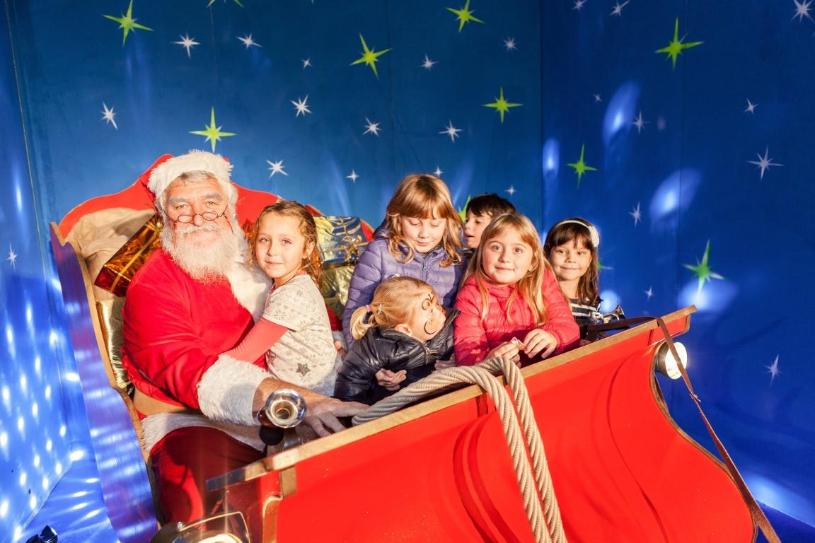 Il Vero Babbo Natale è solo a Chianciano Terme