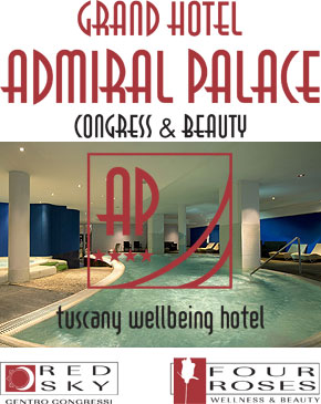 Admiral Palace Congress & Beauty a Chianciano Terme