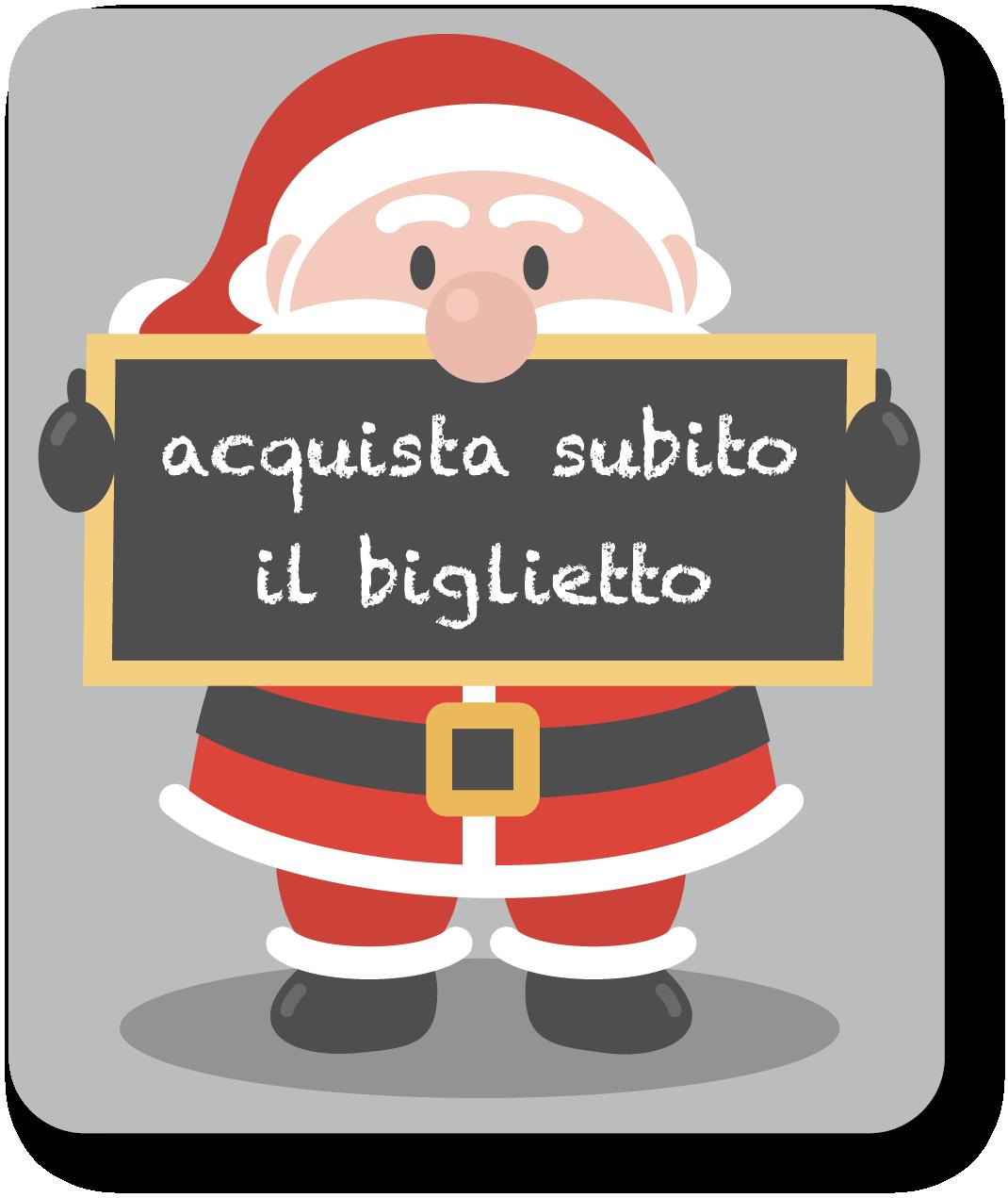 Acquista il biglietto per Il Paese di Babbo Natale