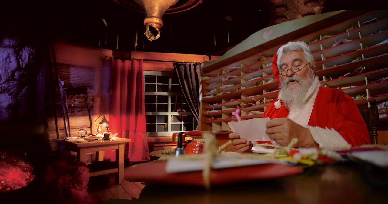 Abitazione Di Babbo Natale.Babbo Natale Il Paese Di Babbo Natale A Chianciano Terme